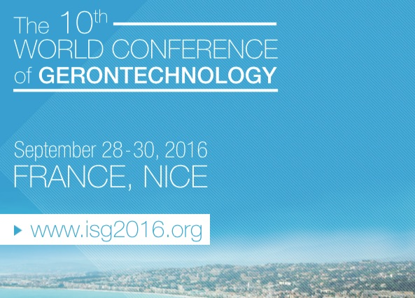 The 10th World Conference of Gerontechnology